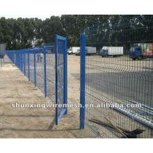 Powder Coated House Puertas y diseño de la cerca