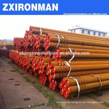 Heißer erweitert Stahl Rohre/c-Stahl Rohr/ms Rohr