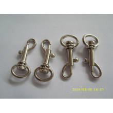 Wholesale custom Stainless Steel Swivel bag snap hook