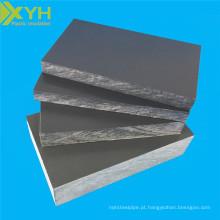 Folha de PVC plástica de resina de acrílico