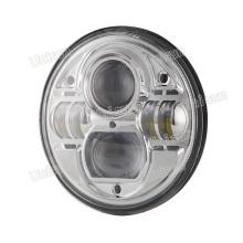 7inch 12V-24V Round 70W CREE LED Truck Light