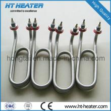 Calentador tubular de inmersión en aire personalizado