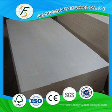 Ribbed Birch Plywood for Europen Market