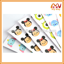 kawaii cartoon stickers, the series of printable cartoon stickers