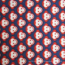 Оксфорд 420d Печать нейлоновой ткани из морщин с ПУ покрытием (XQ-428)