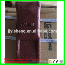 factory provide 72A0005 72A0005 72A0005 72A0301 excavatot bucket tooth