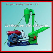 best quality small corn flour milling machine with diesel engine
