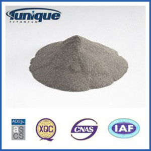 Titanium hydride powder as additive
