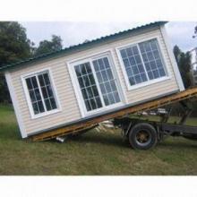 Fertighaus & Dekorative Sandwich-Panel Ein Schlafzimmer Small Prefab House