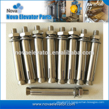 elevator bolt anchor dyna bolt with high tensile
