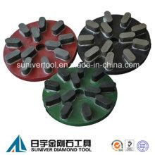 Resina Bond moagem disco para polimento de granito