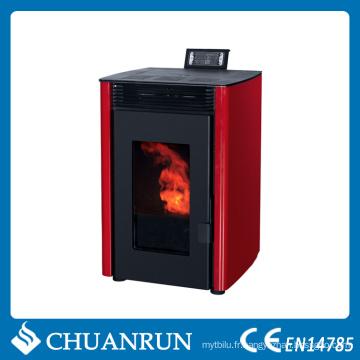 Poêle à granulés de biomasse fiable avec CE (CR-10mini)