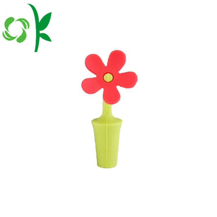 Reusable Silicone Bottle Stopper