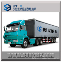 Camion tracteur 380HP Shacman a`Long 6X4