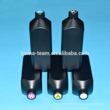 For epson r1900 led uv ink kit suit for epson r2000 r3000 r1800 r 1900 4800 4880 printer refill ink 1000ml bottle