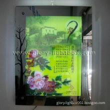 Crystal Magic Mirror Light Box LED Mirror Light Box