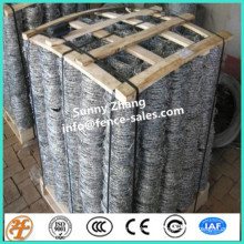 950mm dia. galvanized coiled barbed wire price
