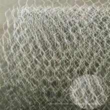 Acoplamiento hexagonal al por mayor galvanizado doble al por mayor del gabion del acoplamiento de alambre de la fábrica