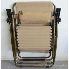 Отдохнуть в шезлонге, Открытый кресло
