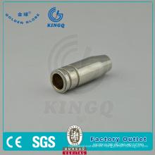 Binzel MIG Mag soldadura consumible boquilla de soldadura 15ak