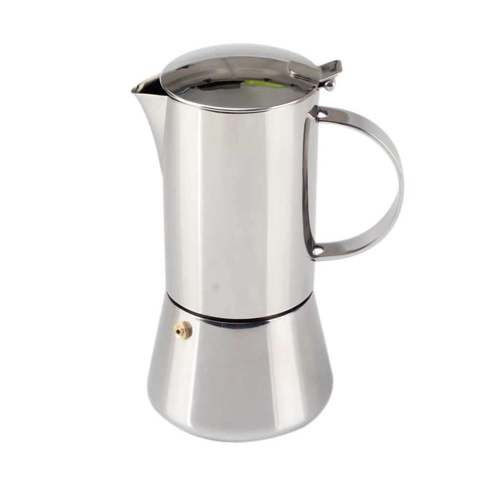Stainless Steel Moka Coffee Kettle