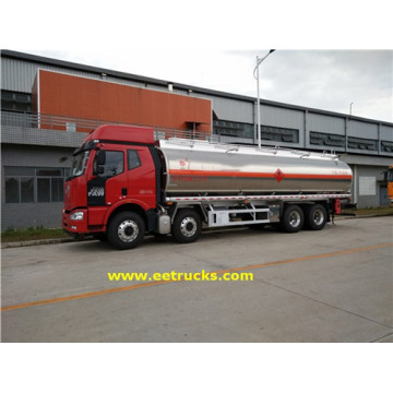 FAW 320HP 8500 Gallon Petroleum Tanker Trucks