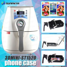 3D Phone Case Mini Heat Transfer Printing Machine