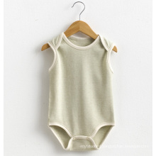Summer Cotton Baby Unisex Lovely Sleeveless Romper