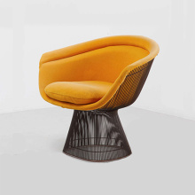Original Warren Knoll Platner Lounge Accent Fåtölj