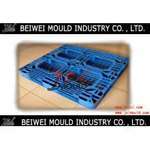 Plastic Double Decks Packing Pallet Mold