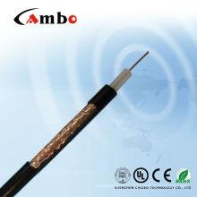 Коаксиальный кабель RG59 CU UL / CCC / CE / ROHS одобрен
