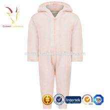 Neugeborenes Baby Pullover Kaschmir Pullover Mantel mit Reißverschluss