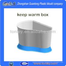 PPT aquarium Transparent keep warm box for sale