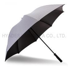 Parapluie de golf ultra léger de 130 cm