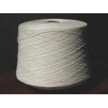 100% laine de cachemire à tricoter chaud fabriqué en Chine