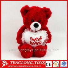 Оптовая игрушка плюшевого медвежонка