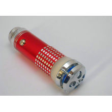 Red Hepa Mini Inegative Ionic Car Air Purifier Ionizer And Indoor Air Filters