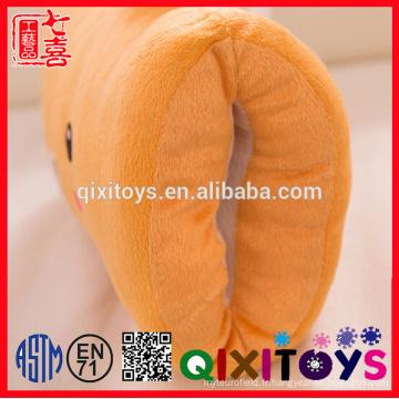 enfants en peluche coussins d'oreiller plus chaud de main pour les cadeaux promotionnels