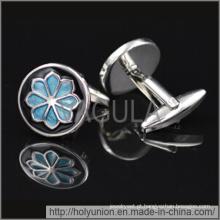 Casamento VAGULA abotoaduras botões de punho personalizado (Hlk31614)