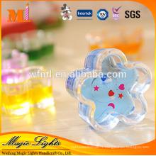 Bougie parfumée belle de cire de gel de Hotsale avec les certificats de haute catégorie