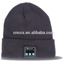 PK17ST463 hot sale wireless earphone winter wool hat beanie