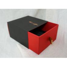Boîte-cadeau faite sur commande d'emballage de haute qualité qui respecte l'environnement