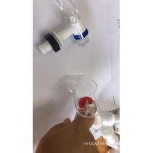 China factory plastic lock water dispenser tap