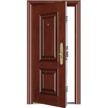 steel door single leaf door security steel door