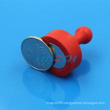 colorful plastic souvenir Office Magnet