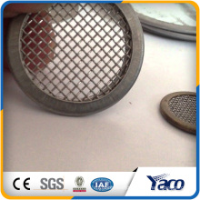 2016 hot sale Stainless Perforated Metal Mesh disc(OEM)