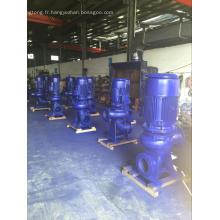 Pompe à eaux usées verticale non bloquante LW