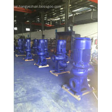 LW vertical non-blocking sewage pump