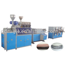 PE/PVC corrugated Pipe-Kunststoff-Maschinen