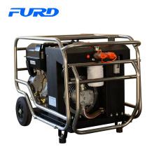 Unidad de potencia hidráulica portátil con flujo de aceite hidráulico ajustable de 20-30 lpm